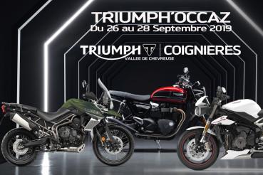 Triumph'Occaz